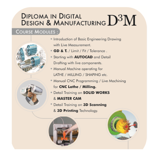 Diploma in CNC Programming - The Suncad
