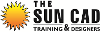 The Suncad Sticky Logo